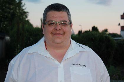 Schriftführer / Bernd Riesterer