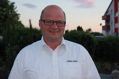 3.Beisitzer / Dieter Adler